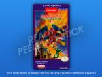 NES - Gargoyle's Quest II Label