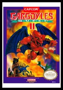 NES - Gargoyle's Quest II