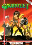 NES - Gauntlet (front)