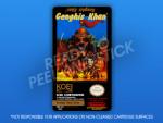 NES - Genghis Khan Label