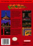 NES - Getsu Fuuma Den (back)