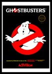 NES - Ghostbusters Poster