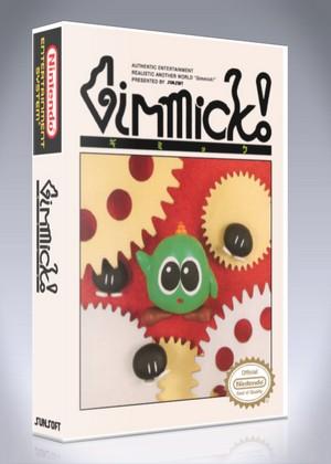 NES - Gimmick!