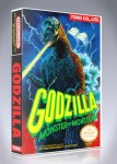 NES - Godzilla: Monster of Monsters!