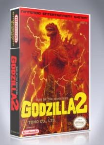 NES - Godzilla 2