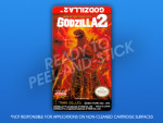 NES - Godzilla 2 Label