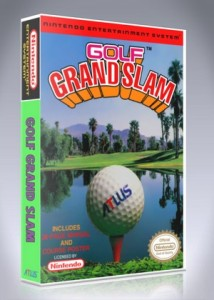 NES - Golf Grand Slam
