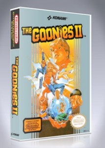 NES - Goonies II, The