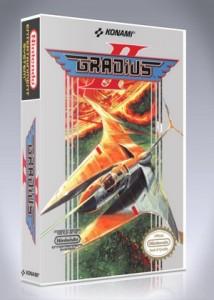 NES - Gradius II