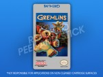 NES - Gremlins Label