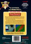 NES - Gun Smoke (back)