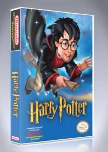 NES - Harry Potter