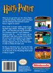 NES - Harry Potter (back)