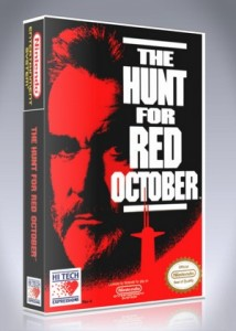 NES - Hunt For Red October, The