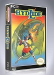 NES - HydLide