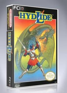 NES - HydLide