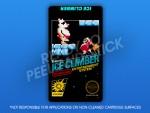 NES - Ice Climber Label