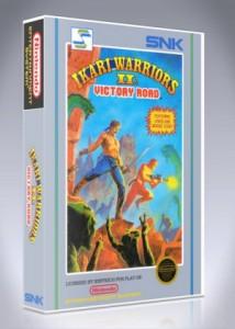 NES - Ikari Warriors II: Victory Road