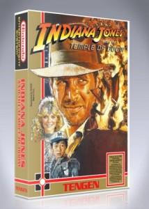 NES - Indiana Jones and the Temple of Doom