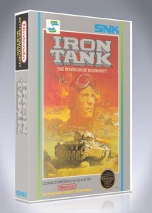 NES - Iron Tank