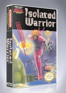 NES - Isolated Warrior