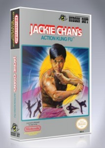 NES - Jackie Chan's Action Kung Fu