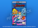 NES - Jetsons: Cogswell's Caper Label