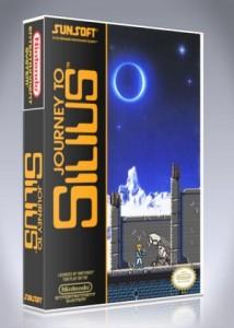 NES - Journey to Silius