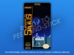 NES - Journey To Silius Label