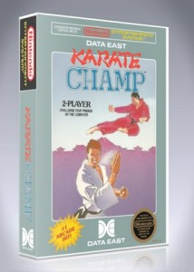 NES - Karate Champ