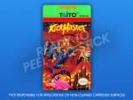 NES  - Kick Master Label