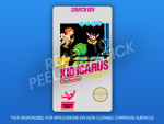 NES - Kid Icarus Label