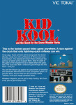 NES - Kid Kool (back)