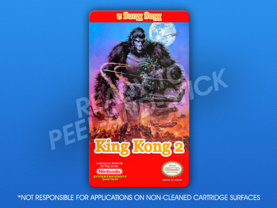NES - King Kong 2