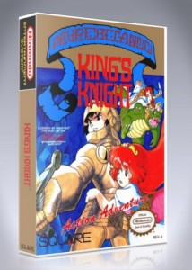 NES - King's Knight
