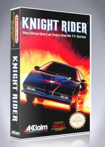 NES - Knight Rider