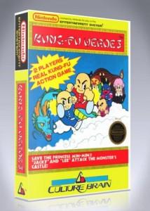 NES - Kung Fu Heroes