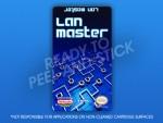 NES - Lan Master Label