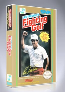 NES - Lee Trevino's Fighting Golf