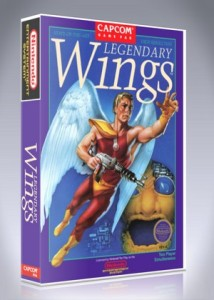 NES - Legendary Wings