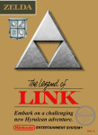 NES - Legend of Link (front)