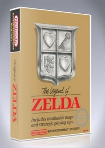NES - Legend of Zelda, The