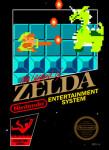 NES - Legend of Zelda (front)