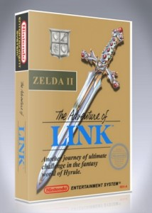 NES - Zelda II: The Adventure of Link