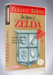 NES - The Legend of Zelda (Classic Series)