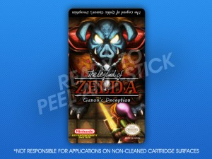NES - Legend of Zelda: Ganon's Deception