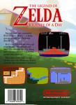 NES - Legend of Zelda: Journey of a Day (back)