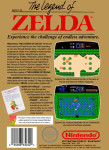 Legend of Zelda: Modern Classic Edition (back)