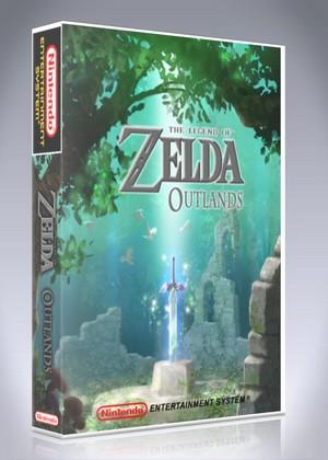NES - Legend of Zelda: Outlands