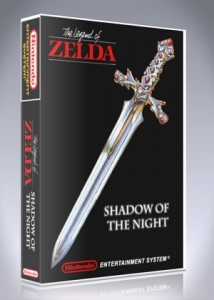 NES - Legend of Zelda, The: Shadow of the Night